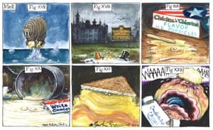 Martin Rowson 30.11.19 cartoon