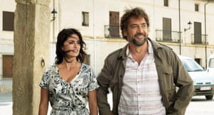 Dark secrets … Penelope Cruz and Javier Bardem in Everybody Knows.