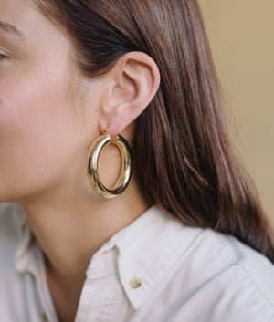The Hoop Earring Trend Is Bigger Than Ever But What Style Should