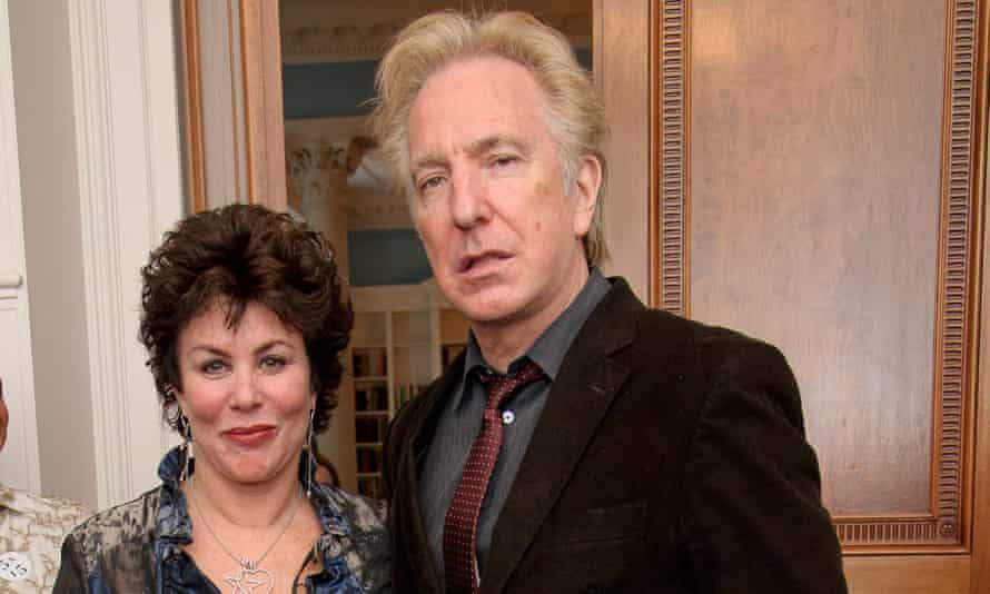 'He would say my lines and I would weep with laughing' … Ruby Wax.