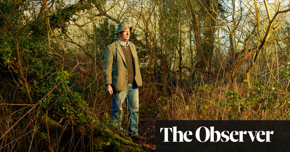Being a Human review – two go mad in the stone age