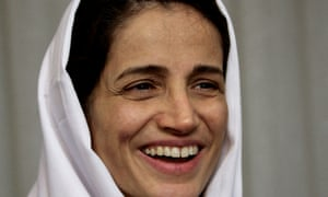 Jailed Iranian lawyer Nasrin Sotoudeh has gone on a hunger strike.