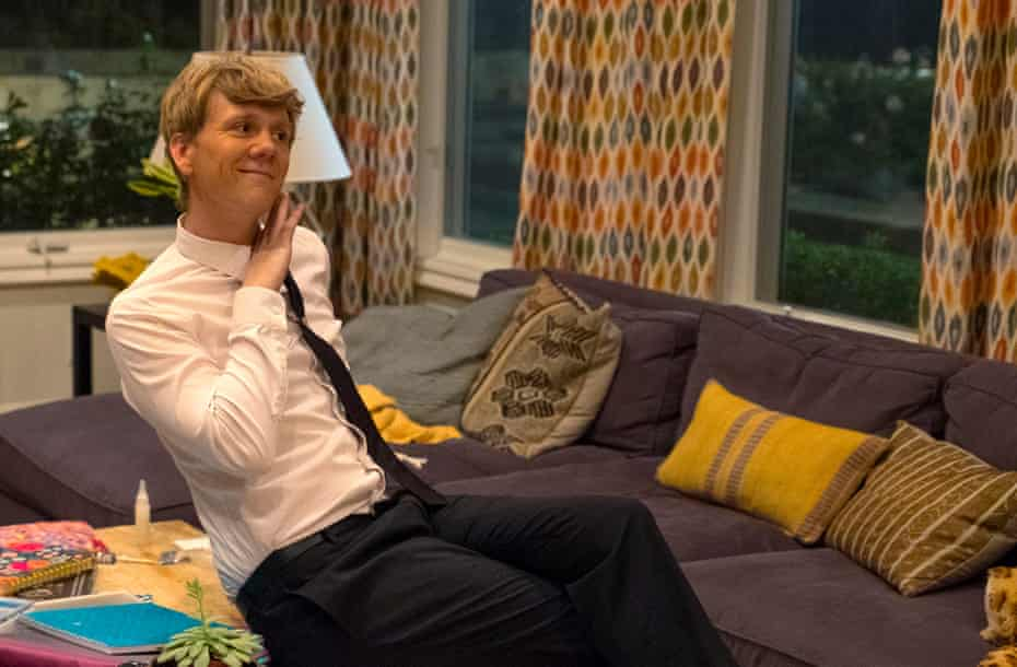 Josh Thomas as Nicholas in Everything's Going to be Okay.