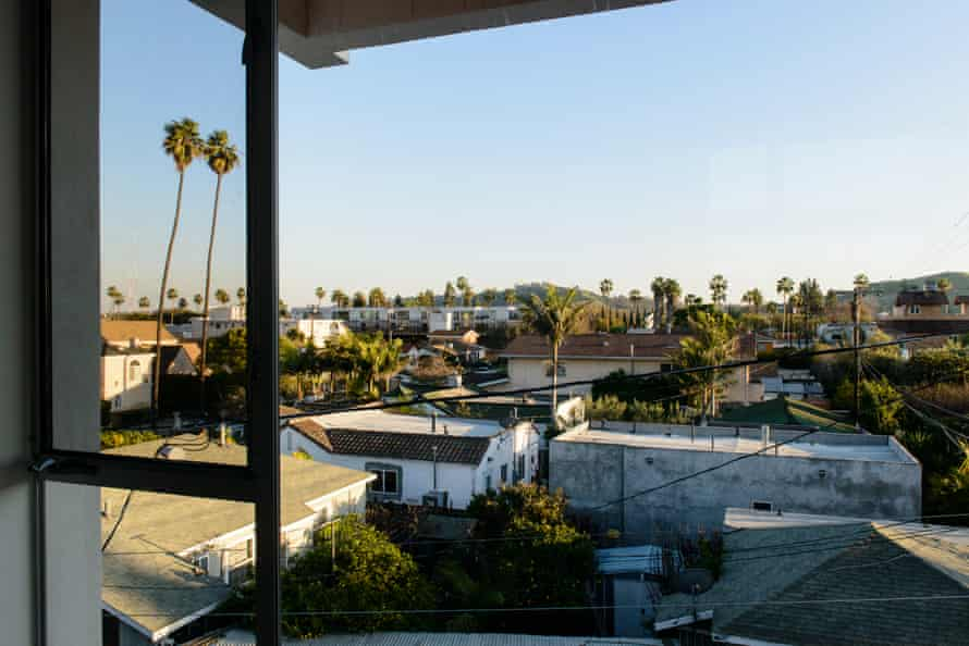 A view of Culver City, the Southern California neighborhood home to High Sobriety.