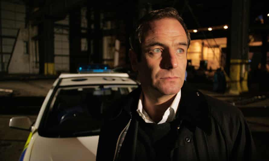 Robson Green as Dr Tony Hill in the ITV series Wire in the Blood