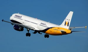 Monarch Airbus