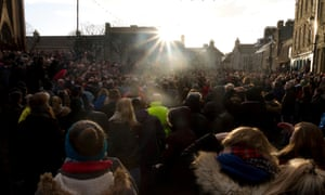 The Kirkwall Ba game, New Year 2017