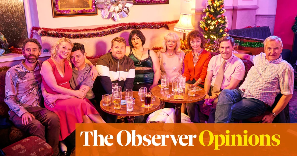 Gavin and Stacey: what's occurrin'? We've all gone back to Barry Island| Rebecca Nicholson