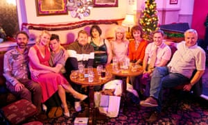 What's occurring? … Gavin and Stacey.