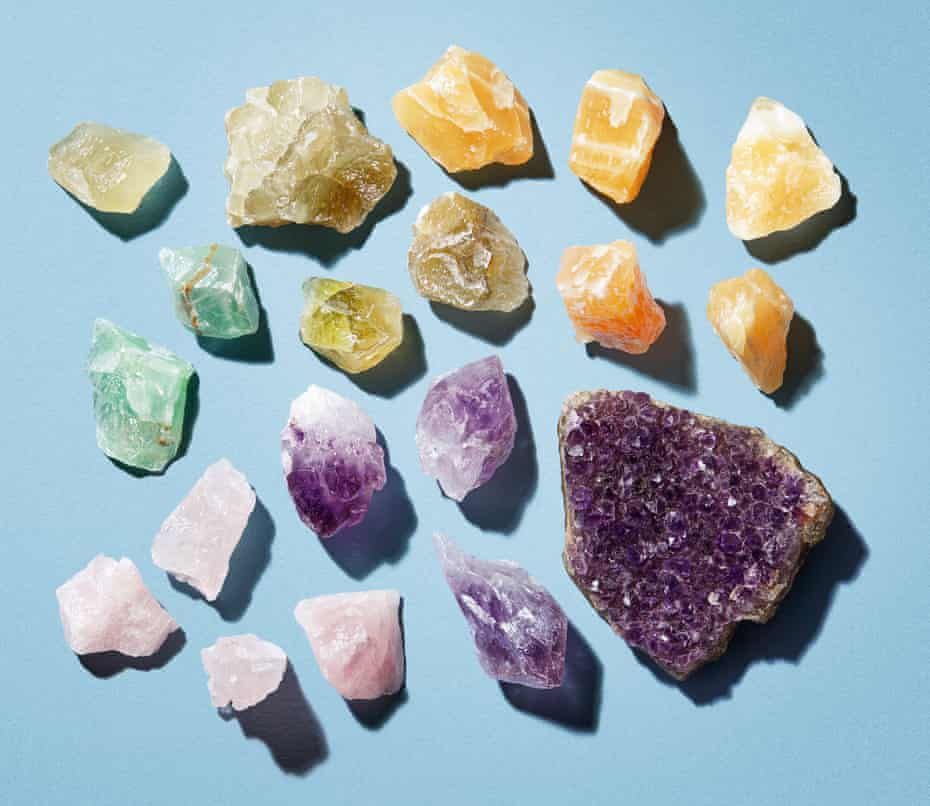 Crystals from importer Geode Crystals