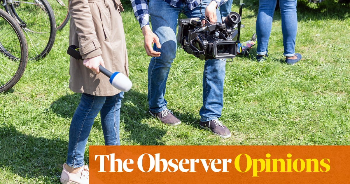 Is the rise of the unscientific vox pop a fresh take on news or just plain laziness? | Catherine Bennett
