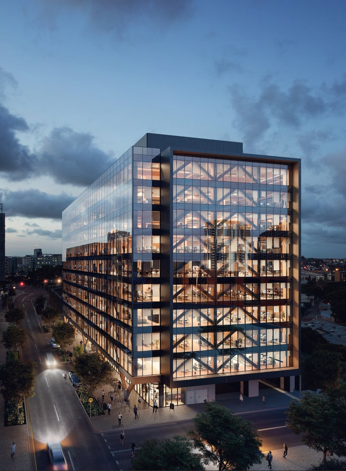 Tall timber: the world's tallest wooden office building to open in