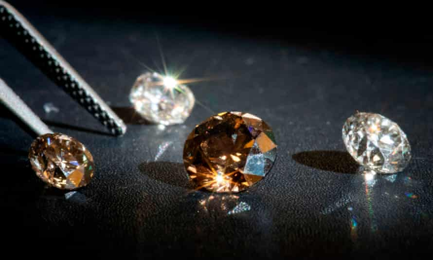 Lab-grown diamonds can be produced for as little as a third of the cost of mined stones, Pandora says.