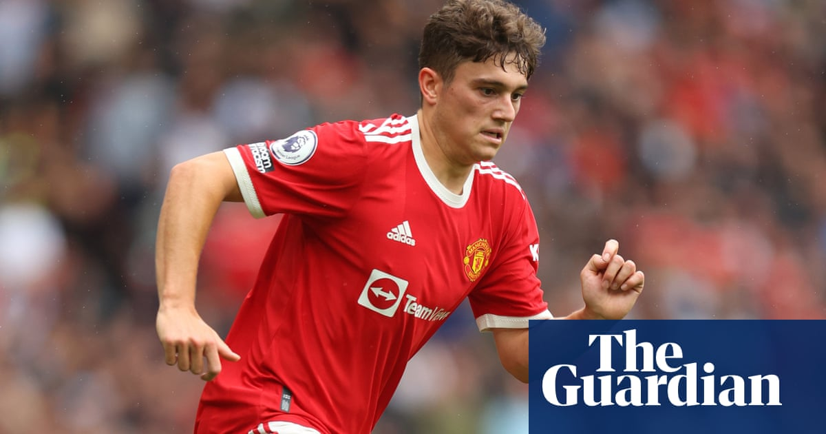 Leeds in talks over permanent deal for Manchester United's Daniel James