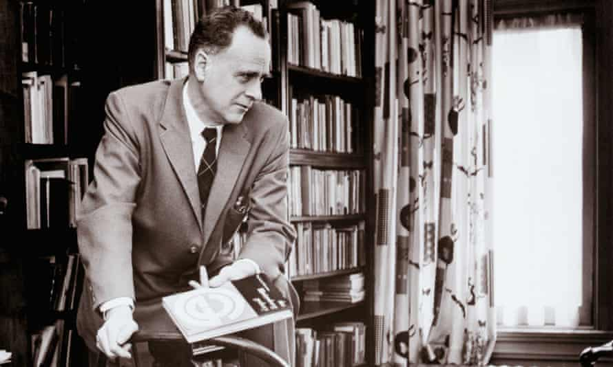 Marshall McLuhan in 1966
