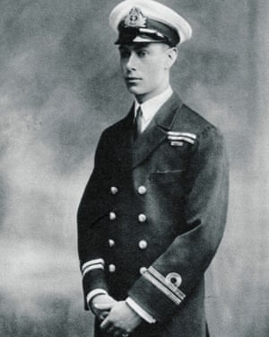 Prince Albert, the future King George VI, served in the navy from 1910 until 1918, and saw action at the Battle of Jutland.