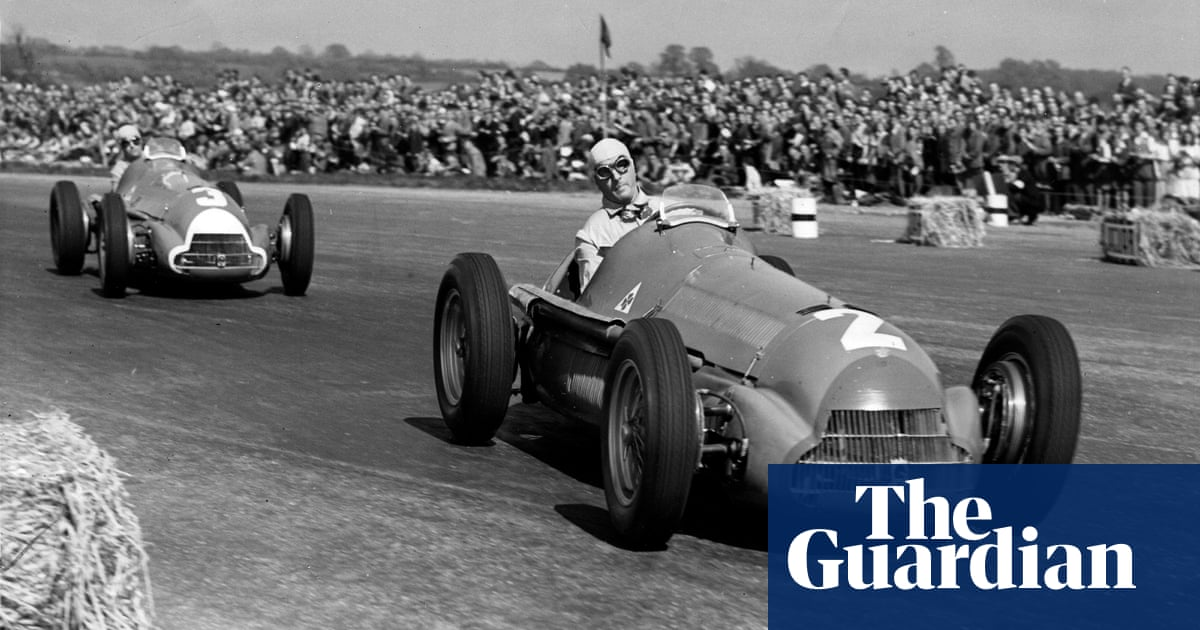 Noise and smoke: how Silverstone gave F1 blast-off 70 years ago | Giles Richards