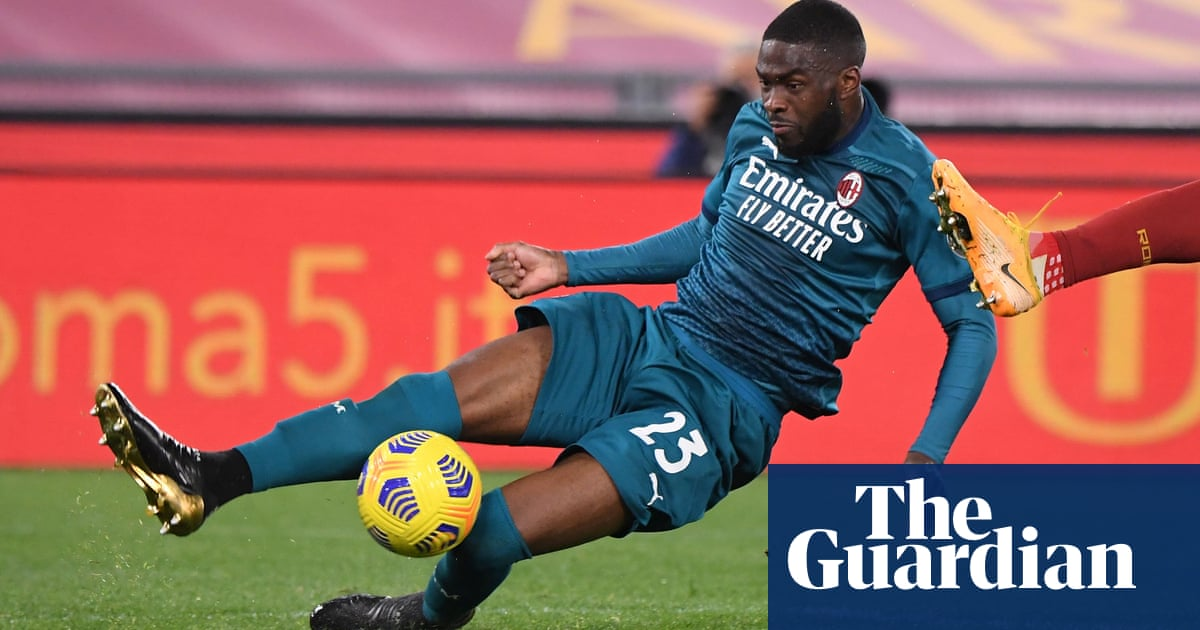 Milan sign Chelsea defender Fikayo Tomori in £30m permanent deal