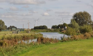 Cambridgeshire is arguably the greenest county in England and Wales, making it into the top 10 for wind and solar power generation.