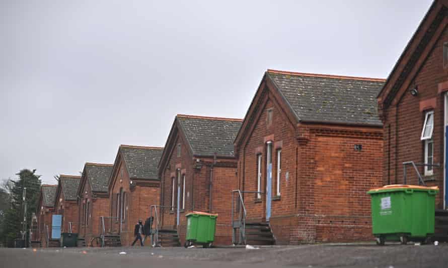 Napier barracks