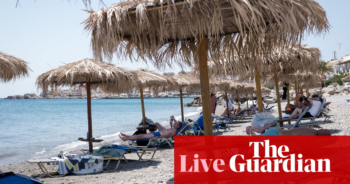 Coronavirus live news: controversial France health pass lawful, says court; curfew and music ban on two Greek islands