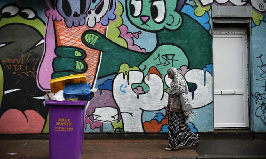 Street art in Stokes Croft