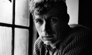 John Berger, about 1962, the year he moved to Geneva.