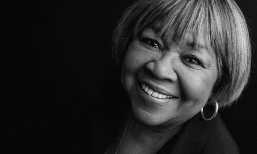 Still crying out for change … Mavis Staples.