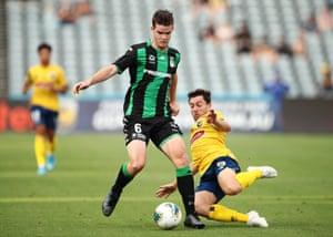 A-League, Central Coast v Western United