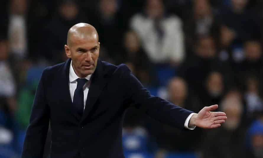 Raymond Domenech expects Zinedine Zidane to be a success as Real Madrid manager partly because of his prestige in the eyes of his players.