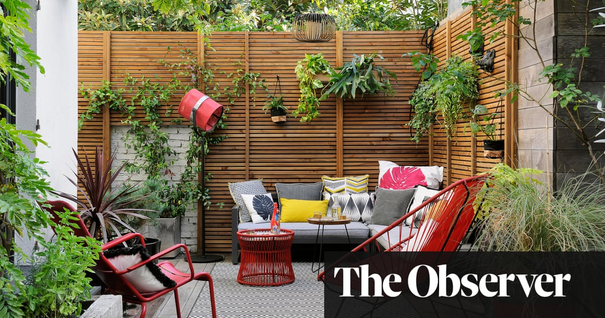 Outside edge: a green living space in Paris