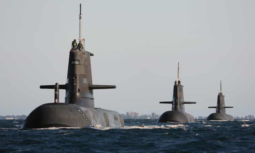 Collins-class submarines