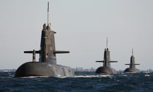 Crew shortage could leave Australia's new submarines high