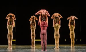 A scene from Asphodel Meadows, part of a Royal Ballet double bill.