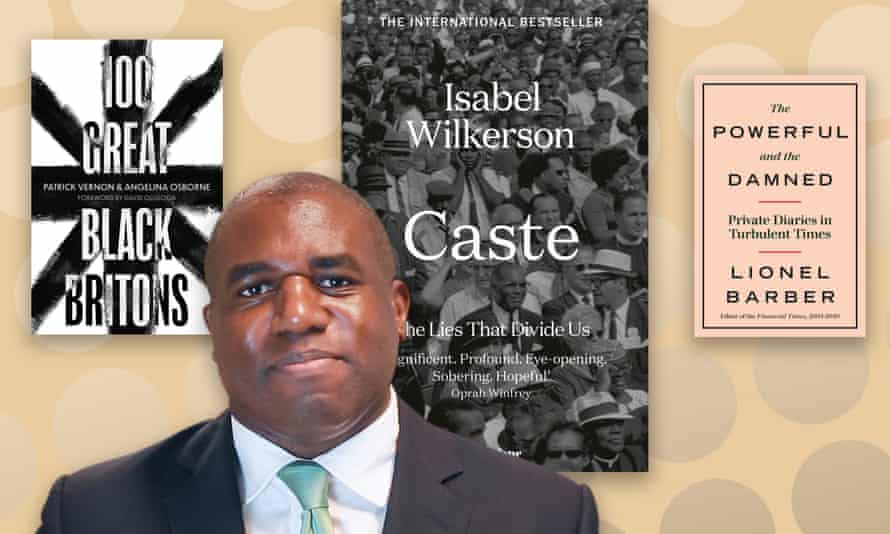 The best books of 2020, chosen by David Lammy