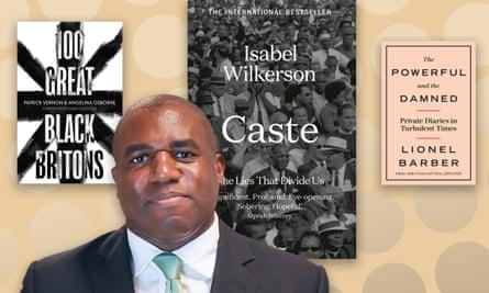 The best books of 2020, chosen by David Lammy