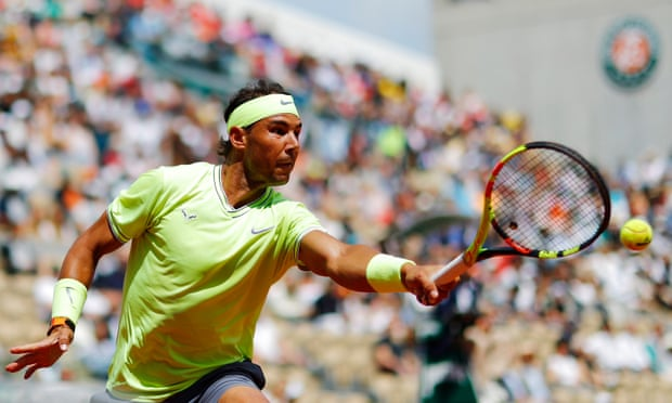 French Open 2019: Nadal, Stephens and Tsitsipas in action on day four – live!