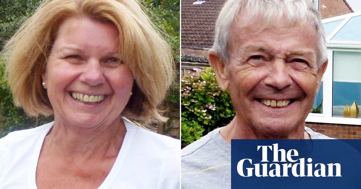 Wife stabbed husband and put knife in again as he called 999, murder jury told