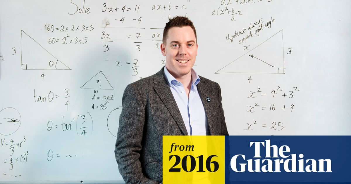 Meet the internet maths guru who could become the next million