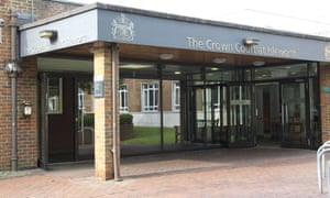 Isleworth crown court in west London