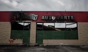 Milwaukee city damage