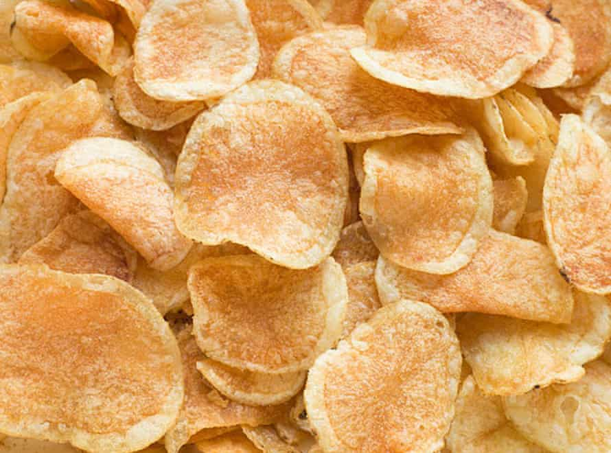 'Spence found that increasing the volume of the crunch when eating potato crisps made eaters believe they were around 15% crunchier and fresher.'