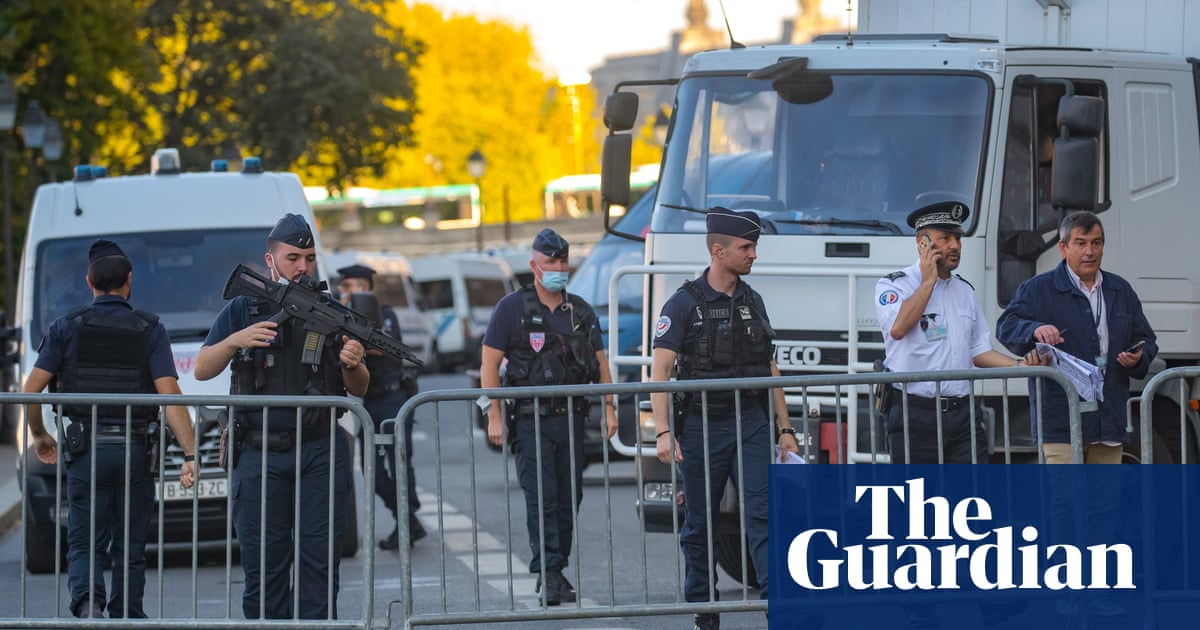 2015 Paris attacks: security high as 20 suspects go on trial
