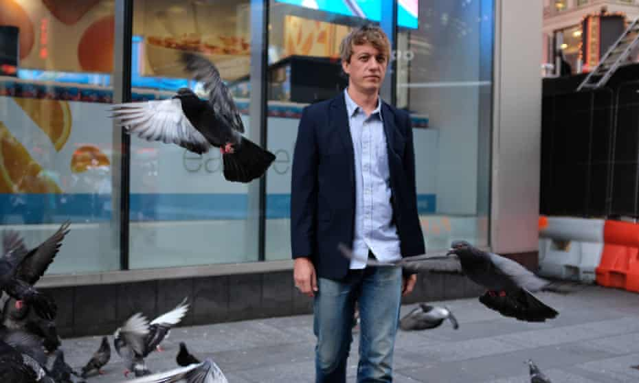 'I had to let a part of my own psychosis go' ... Steve Gunn.
