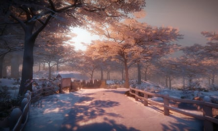 Everybody's Gone To The Rapture still