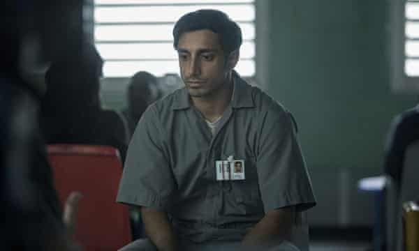 'The point of the series isn't to unravel the crime, but to look at the toll it takes on Nasir'