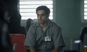 Riz Ahmed as Naz in The Night Of.