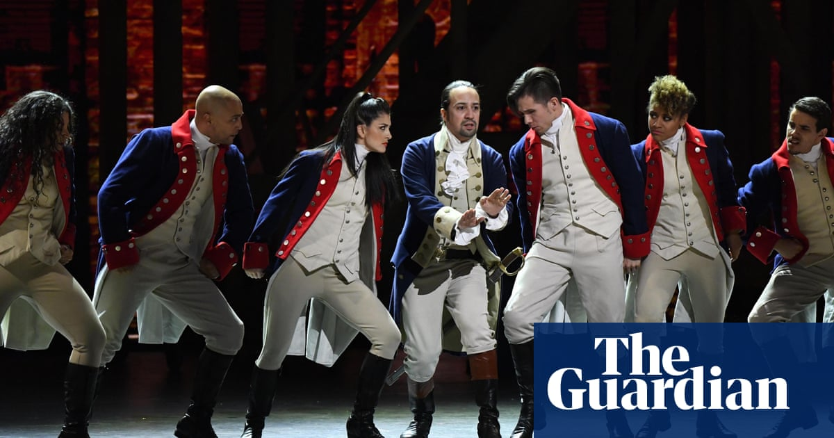 Archival video of original Hamilton cast will be made before Lin