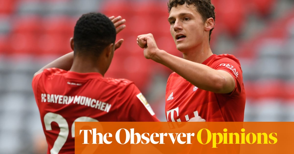 Bundesliga may have pressing problems but its at the tactical forefront | Jonathan Wilson