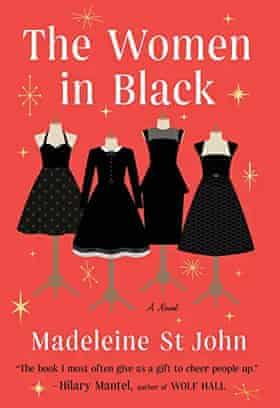 The Women in Black by Madeleine St John is set in the 1950s and will appeal to fans of Mrs Maisel.